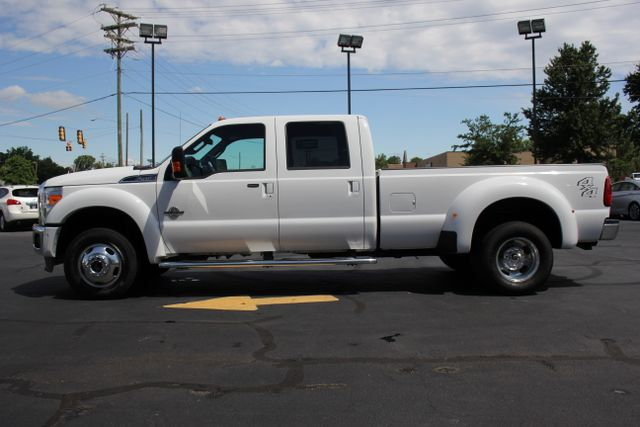 2013 Ford Super Duty F-450 Pickup Lariat - 4X4 - Prep Package - Dualie - One Owner Mooresville , NC 7