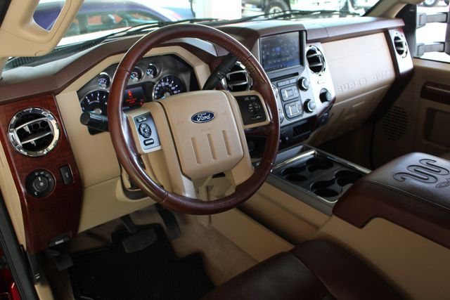 2013 Ford Super Duty F-450 Pickup King Ranch Crew Cab 4x4 FX4 - NAV! Mooresville , NC 32