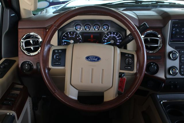 2013 Ford Super Duty F-450 Pickup King Ranch Crew Cab 4x4 FX4 - NAV! Mooresville , NC 6