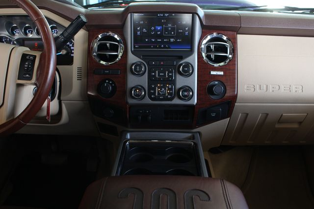 2013 Ford Super Duty F-450 Pickup King Ranch Crew Cab 4x4 FX4 - NAV! Mooresville , NC 10