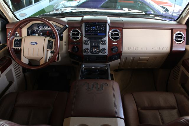 2013 Ford Super Duty F-450 Pickup King Ranch Crew Cab 4x4 FX4 - NAV! Mooresville , NC 31