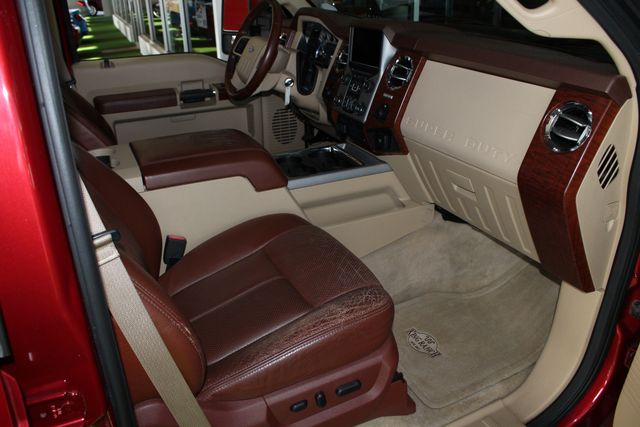 2013 Ford Super Duty F-450 Pickup King Ranch Crew Cab 4x4 FX4 - NAV! Mooresville , NC 33