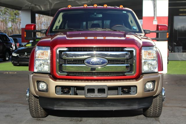 2013 Ford Super Duty F-450 Pickup King Ranch Crew Cab 4x4 FX4 - NAV! Mooresville , NC 16