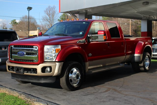 2013 Ford Super Duty F-450 Pickup King Ranch Crew Cab 4x4 FX4 - NAV! Mooresville , NC 23