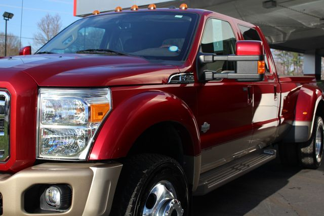 2013 Ford Super Duty F-450 Pickup King Ranch Crew Cab 4x4 FX4 - NAV! Mooresville , NC 27