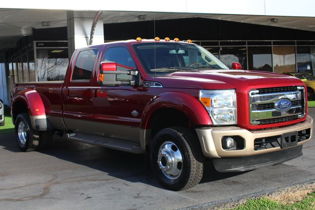 2013 Ford Super Duty F-450 Pickup King Ranch Crew Cab 4x4 FX4 - NAV! Mooresville , NC 22