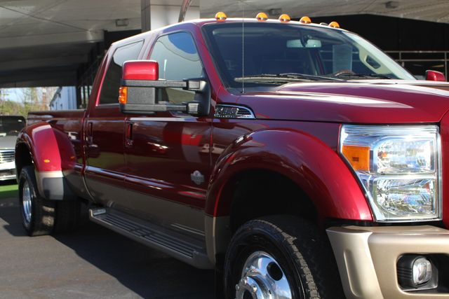 2013 Ford Super Duty F-450 Pickup King Ranch Crew Cab 4x4 FX4 - NAV! Mooresville , NC 26
