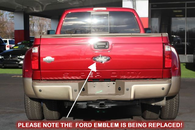 2013 Ford Super Duty F-450 Pickup King Ranch Crew Cab 4x4 FX4 - NAV! Mooresville , NC 17