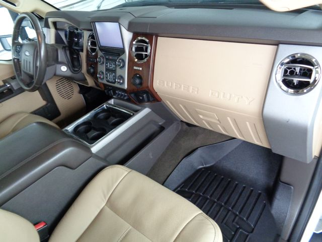 2013 Ford Super Duty F-550 DRW Chassis Cab Lariat Corpus Christi, Texas 34