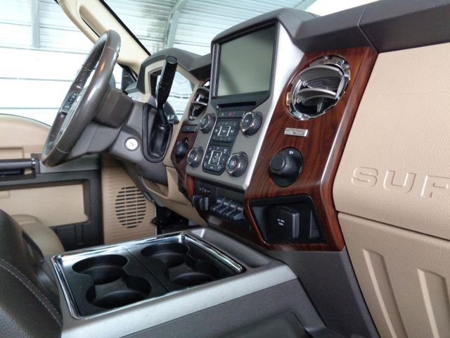 2013 Ford Super Duty F-550 DRW Chassis Cab Lariat Corpus Christi, Texas 37