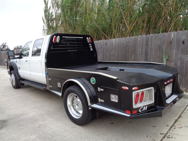 2013 Ford Super Duty F-550 DRW Chassis Cab Lariat Corpus Christi, Texas 2