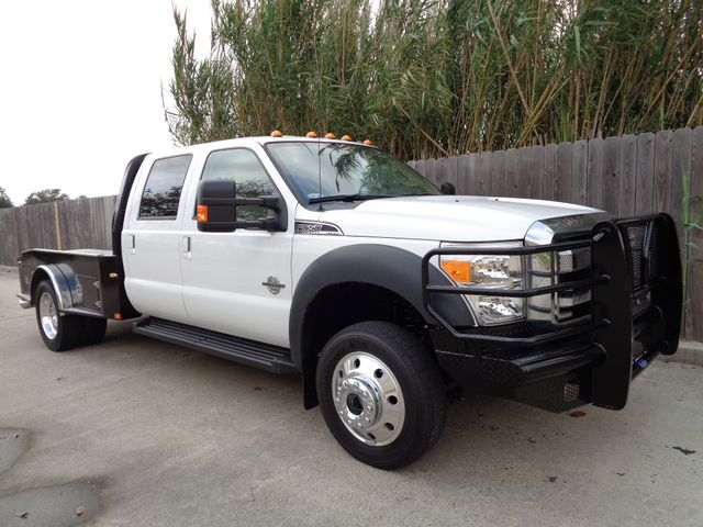 2013 Ford Super Duty F-550 DRW Chassis Cab Lariat Corpus Christi, Texas 1