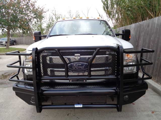 2013 Ford Super Duty F-550 DRW Chassis Cab Lariat Corpus Christi, Texas 4