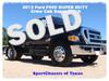 2013 Ford Super Duty F-650 Straight Frame XLT CONROE, TX