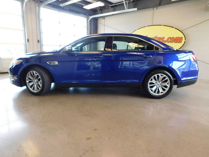 2013 Ford Taurus Limited  city TN  Doug Justus Auto Center Inc  in Airport Motor Mile ( Metro Knoxville ), TN