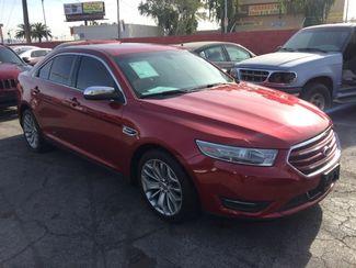 2013 Ford Taurus Limited AUTOWORLD (702) 452-8488 Las Vegas, Nevada 1