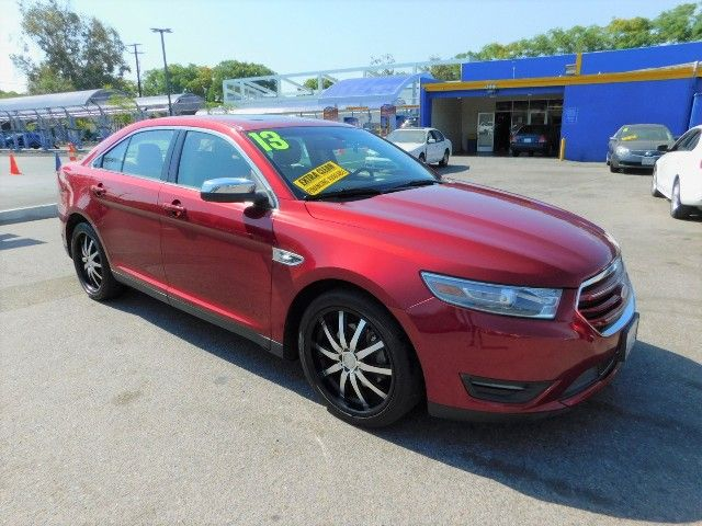 2013 Ford Taurus Limited Limited warranty included to assure your worry-free purchase AutoCheck r