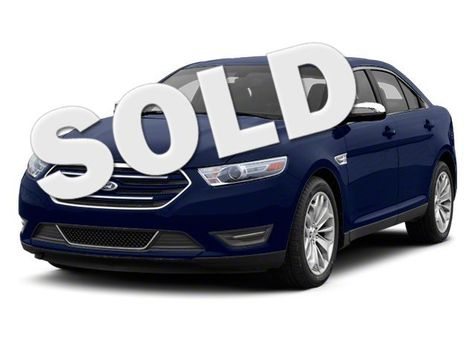 2013 Ford Taurus SEL in