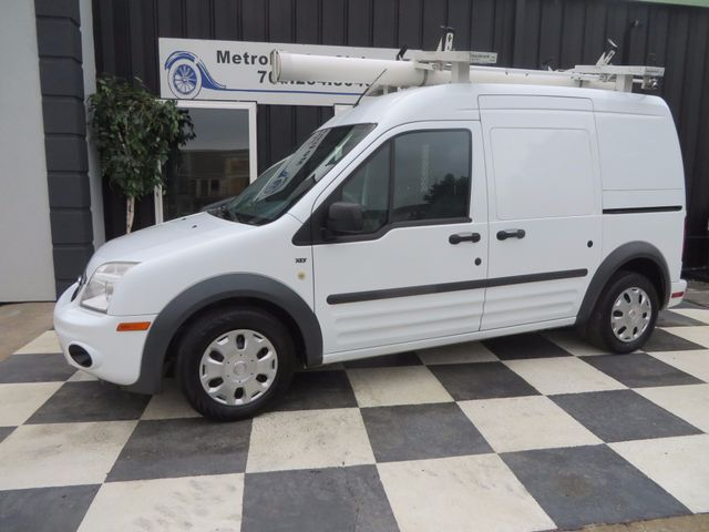 2013 Ford Transit Connect Van XLT Charlotte-Matthews, North Carolina 2