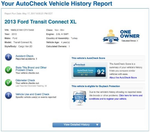 2013 Ford Transit Connect Van XL San Antonio , Texas 10