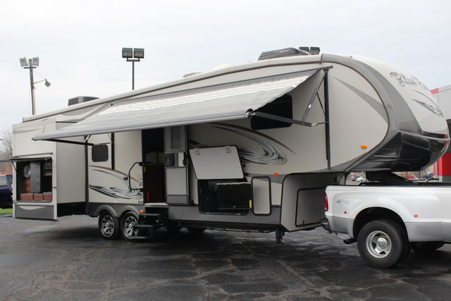 2013 Forest River Blue Ridge 3125RT - FIREPLACE - 4 LCD TVS! Mooresville , NC 62