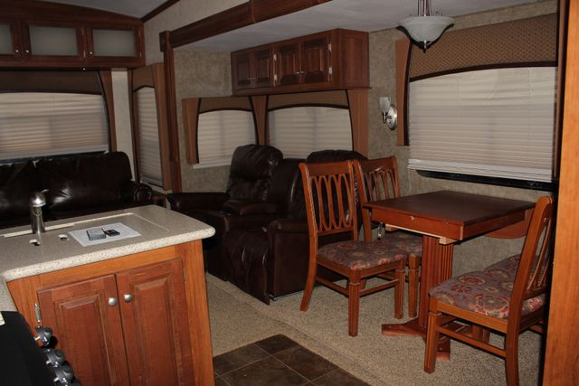 2013 Forest River Blue Ridge 3125RT - FIREPLACE - 4 LCD TVS! Mooresville , NC 17
