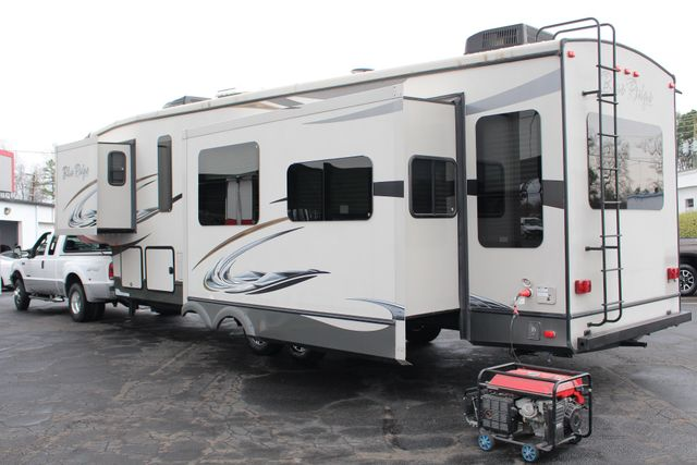 2013 Forest River Blue Ridge 3125RT - FIREPLACE - 4 LCD TVS! Mooresville , NC 65