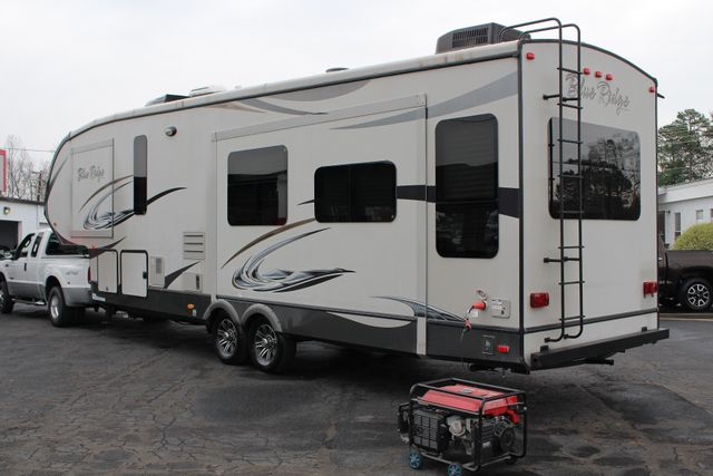 2013 Forest River Blue Ridge 3125RT - FIREPLACE - 4 LCD TVS! Mooresville , NC 61