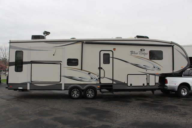 2013 Forest River Blue Ridge 3125RT - FIREPLACE - 4 LCD TVS! Mooresville , NC 8