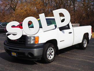 2013 GMC Sierra 1500 Work Truck | Champaign, Illinois | The Auto Mall of Champaign in  Illinois