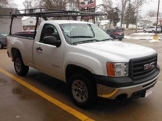 2013 GMC Sierra 1500 Work Truck Clinton, Iowa 1