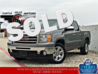 2013 GMC Sierra 1500 SLE - Lone Star Edition | Lewisville, Texas | Castle Hills Motors in Lewisville Texas
