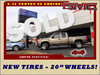 "2013 GMC Sierra 1500 SLE Ext Cab 4x4 - NEW TIRES - 20"" WHEELS! Mooresville , NC"