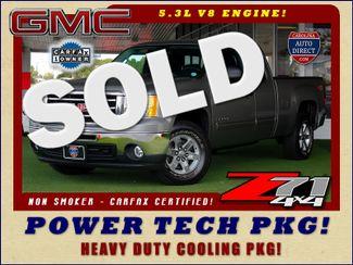 2013 GMC Sierra 1500 SLE EXT CAB 4X4 Z71 - POWER TECH PKG! Mooresville , NC