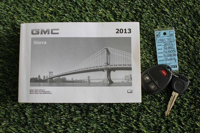 2013 GMC Sierra 1500 SLE EXT CAB 4X4 Z71 - POWER TECH PKG! Mooresville , NC 17