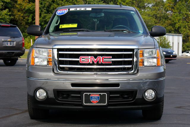 2013 GMC Sierra 1500 SLE EXT CAB 4X4 Z71 - POWER TECH PKG! Mooresville , NC 14