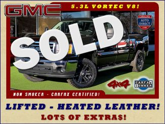 2013 GMC Sierra 1500 SLE Crew Cab 4x4 - LIFTED - LOT$ OF EXTRA$! Mooresville , NC