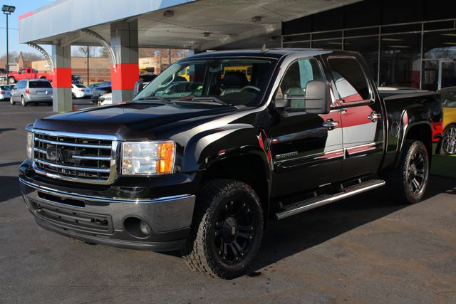 2013 GMC Sierra 1500 SLE Crew Cab 4x4 - LIFTED - LOT$ OF EXTRA$! Mooresville , NC 24