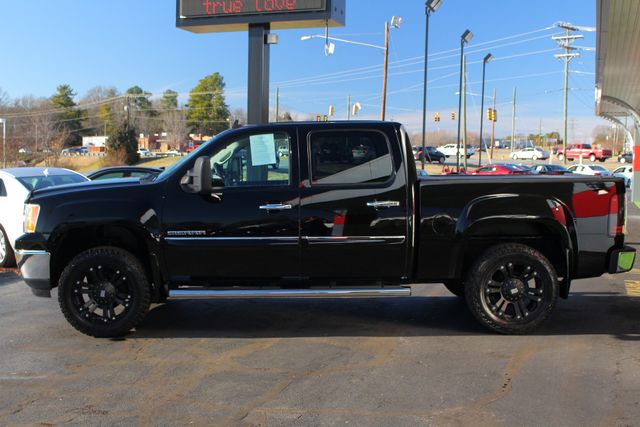 2013 GMC Sierra 1500 SLE Crew Cab 4x4 - LIFTED - LOT$ OF EXTRA$! Mooresville , NC 15