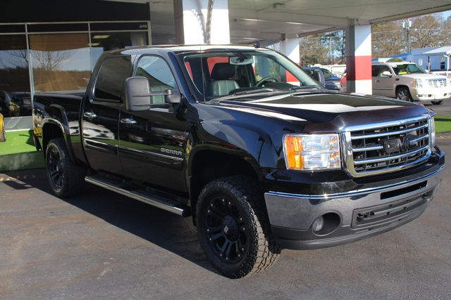 2013 GMC Sierra 1500 SLE Crew Cab 4x4 - LIFTED - LOT$ OF EXTRA$! Mooresville , NC 23