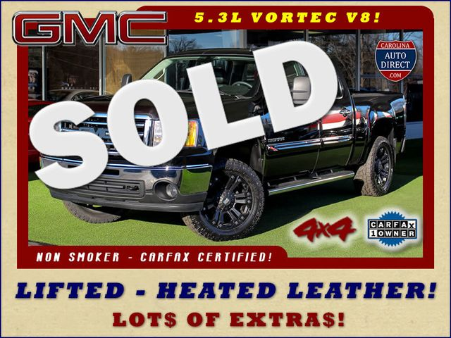 2013 GMC Sierra 1500 SLE Crew Cab 4x4 - LIFTED - LOT$ OF EXTRA$! Mooresville , NC 0
