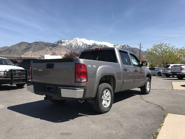 2013 GMC Sierra 1500 SLE Ogden, Utah 4