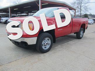 2013 GMC Sierra 2500HD 4x4 Work Truck Houston, Mississippi