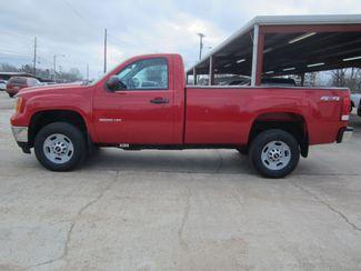 2013 GMC Sierra 2500HD 4x4 Work Truck Houston, Mississippi 2