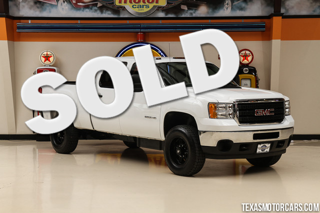 2013 GMC Sierra 2500HD This 2013 GMC Sierra 2500HD is in great shape with only 135 036 miles The