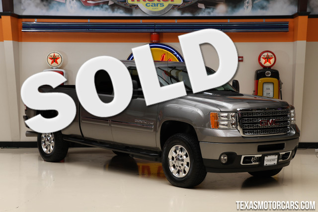2013 GMC Sierra 2500HD Denali This 2013 GMC Sierra 2500HD Denali is in great condition with only 7