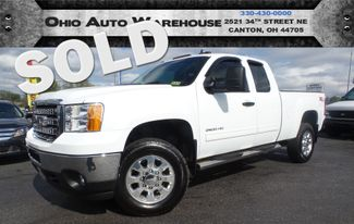 2013 GMC Sierra 2500HD Z71 4x4 Duramax Turbo Diesel Leather 1-Own | Canton, Ohio | Ohio Auto Warehouse LLC in  Ohio