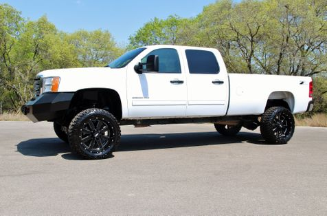 2013 GMC Sierra 2500HD SLT - LIFTED - 4X4 in Liberty Hill , TX