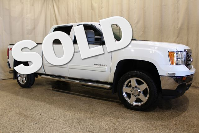2013 GMC Sierra 2500HD SLT Roscoe, Illinois 0