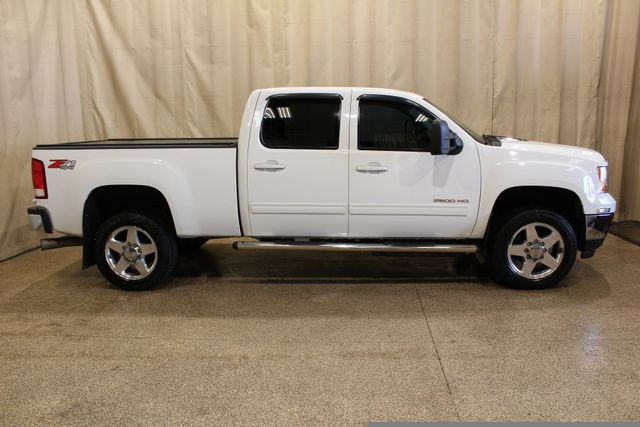 2013 GMC Sierra 2500HD SLT Roscoe, Illinois 1